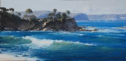 Afternoon Light, Denmans Beach - Batemans Bay NSW